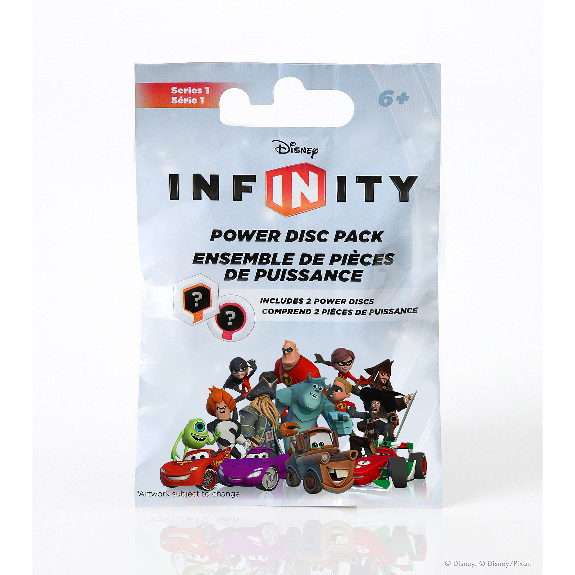 Disney Infinity Power Disc Pack (Universal)
