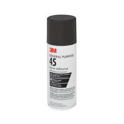 3M 45 Spray Adhesive, 10.25-oz. by 3M COMPANY