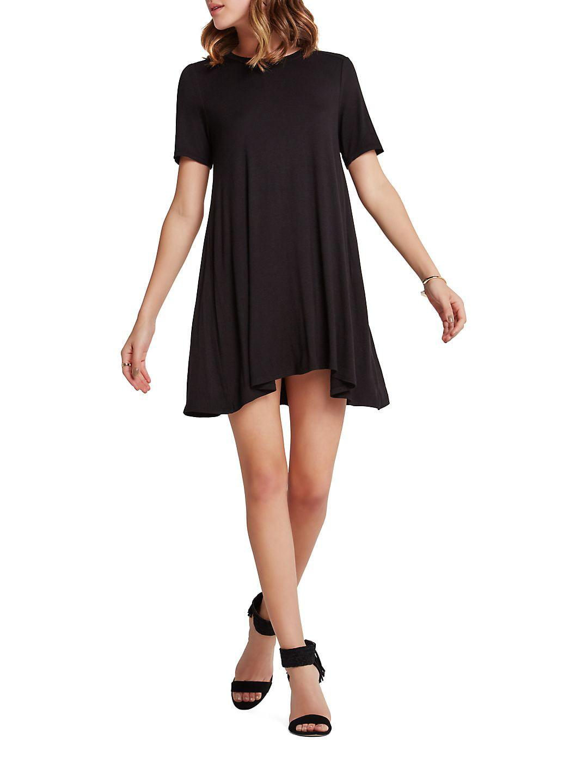 Back Yoke A-Line Dress