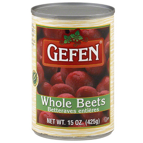 Gefen Whole Beets, 15 oz, (Pack of 24)