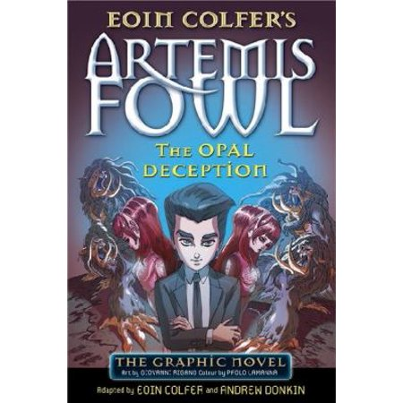 The Opal Deception  The Graphic Novel  Artemis Fowl Graphic Novels   Paperback
