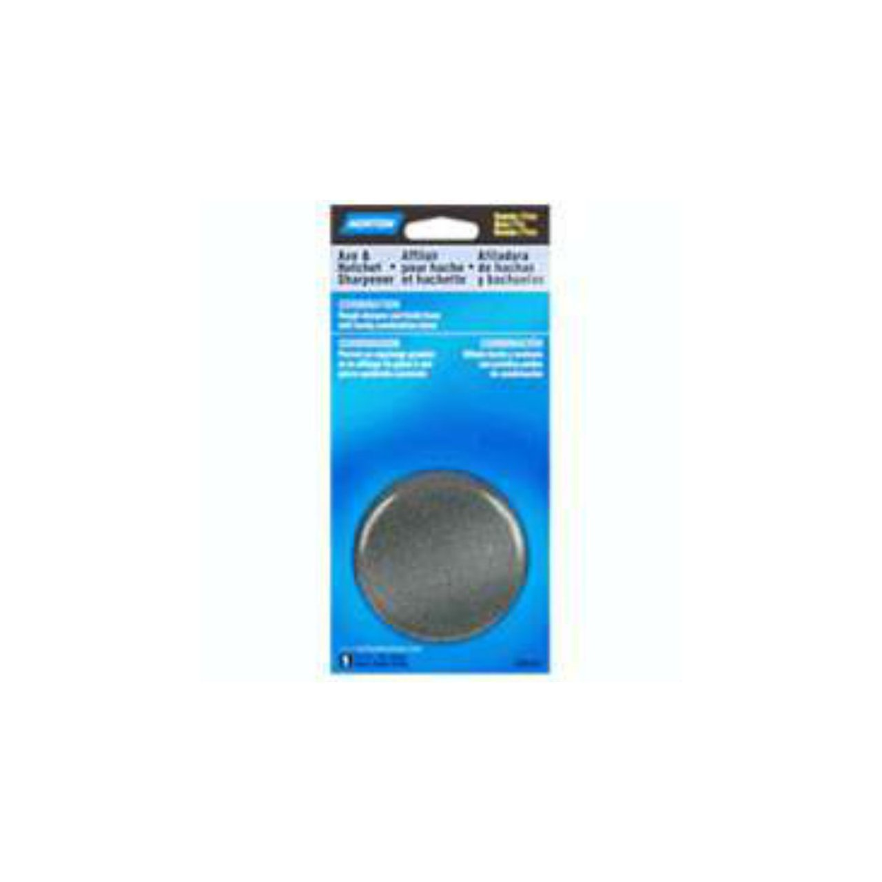 85316 Axe & Hatchet Stone, The item is Axe & Hatchet Stone 85316 By Norton Abrasives St. Gobain by