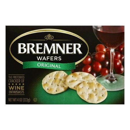 Bremner Original Wafers, 4 OZ (Pack of 12)