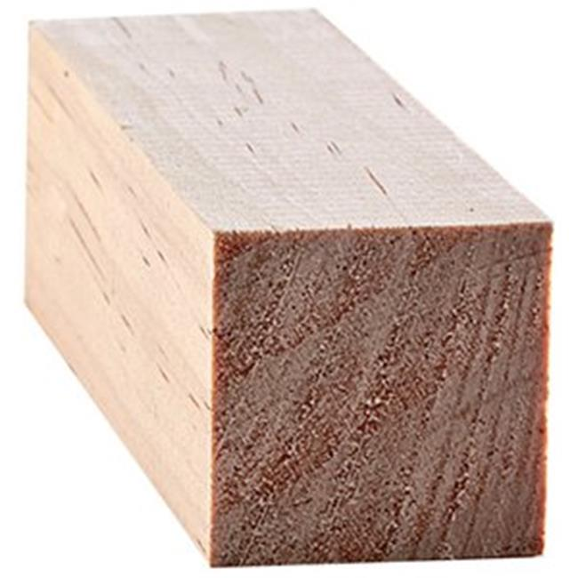 Craftwood 238-S Square Moulding - 1.06 x 1.06 in. x 8 ft.