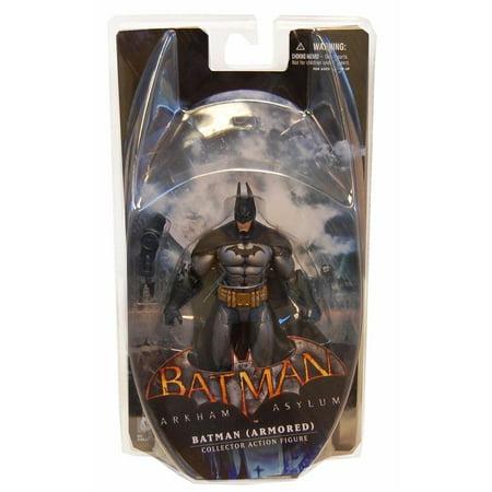 Batman Arkham Asylum Batman Armored 6