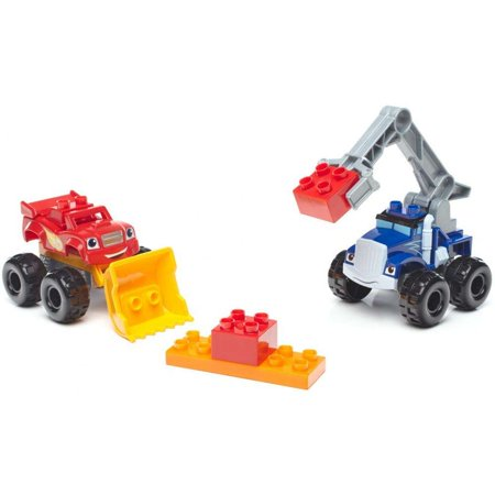 Nickelodeon Blaze and the Monster Machines Mix and Match Monster Trucks (Item May Vary) - Halloween Mix Monster Mash
