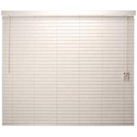 Designers Touch 883624 Mini Blind Faux Wood 71 Inch X 60