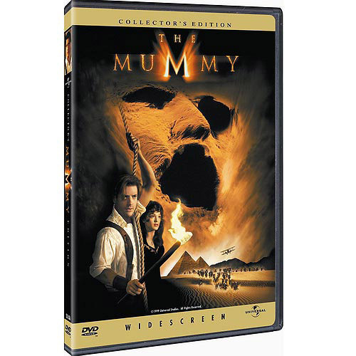 The Mummy (1999) (With INSTAWATCH) (Widescreen)