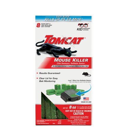 TomCat Mouse Bait - 8 count box ()