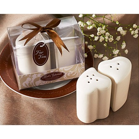 Hearts Entwined Salt & Pepper Shakers