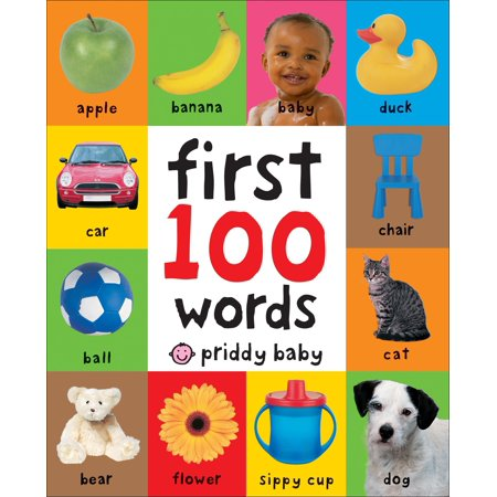 First 100 Words - Baby Word Scramble Answer