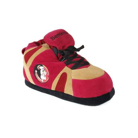 Happy Feet Unisex NCAA Sneaker Boot Slipper
