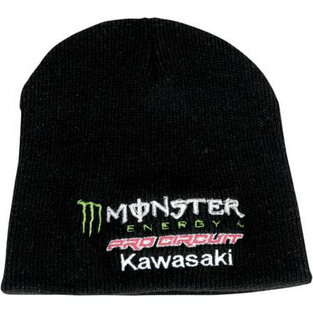 Pro Circuit Monster Mens Beanie Hat Black](Mobster Hat)