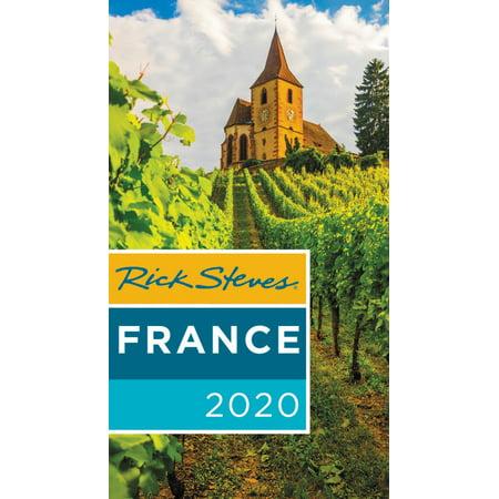 Rick Steves France 2020 France Wine Region Map