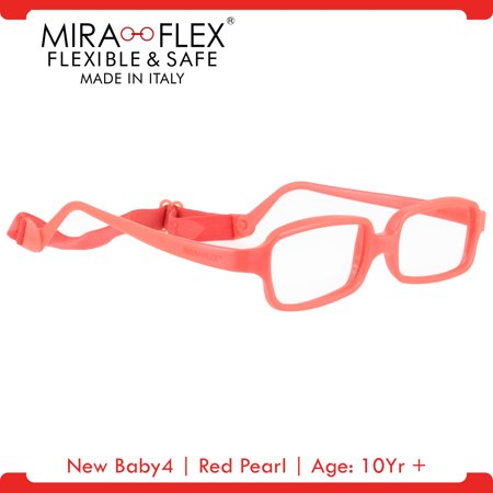 f4e8a3284db Miraflex  New Baby4 Unbreakable Kids Eyeglass Frames