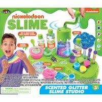 Nickelodeon Slime Ultimate Scented Glitter Slime Studio