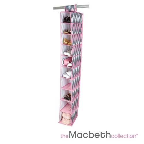 The Macbeth Collection Closet Shoes Jewelry Organizers Walmartcom