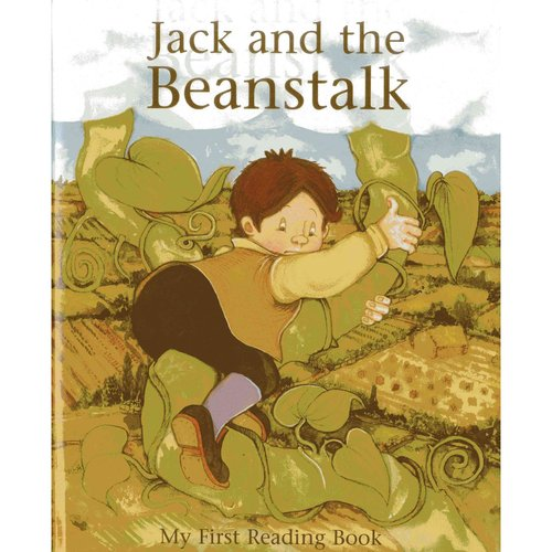 Jack and the Beanstalk: My First Reading Book