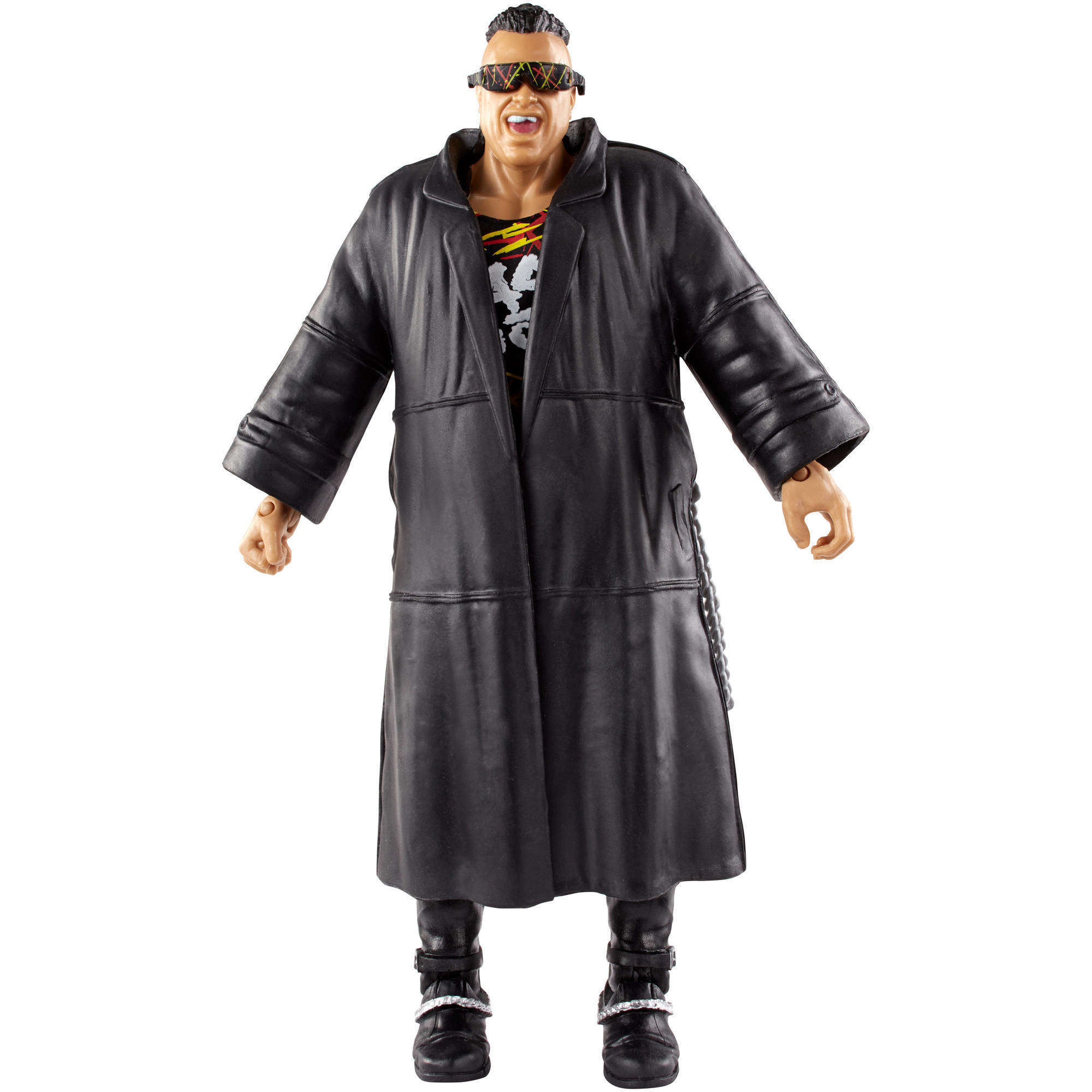 WWE Nasty Boys Jerry Sags Elite Collection Figure