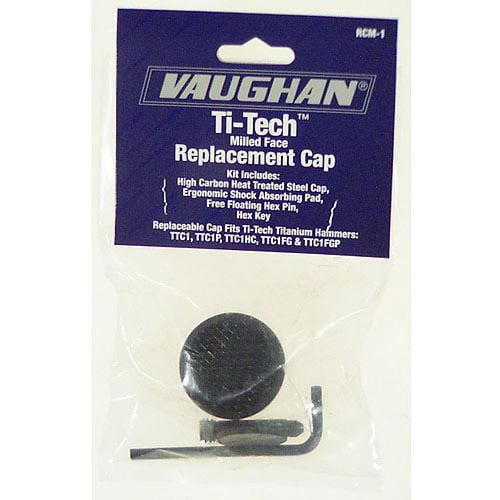 Vaughan RCM-2 Ti-Tech Titanium Framing Hammer Replacement Caps