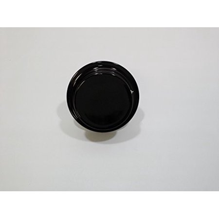 New Part - Whirlpool - Range / Oven / Stove - Black Gas Top Burner - Part # 3412D024-09 - Replaces Old Numbers: 12500050, 3412D007-00, 3412D007-09, 34 (Gas Stove Parts)