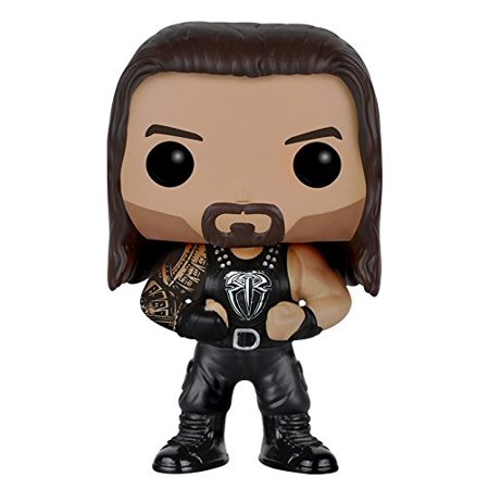 Pop Wwe  Roman Reigns Action Figure  Mick Summer Austin Last Funko Brie Knight Trading Foley Dolls Reigns Deluxe Pack Ultimate Vinyl Rock Aj Edition Dean    By Funko