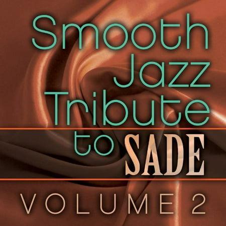 Smooth Jazz Tribute to Sade Vol. 2 (CD)
