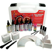Ruby Red Paints Inc Glitter Kit A GL KITA