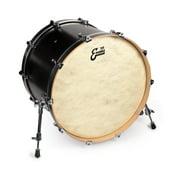 """Evans 24"""" Calftone Bass Drum Head"""
