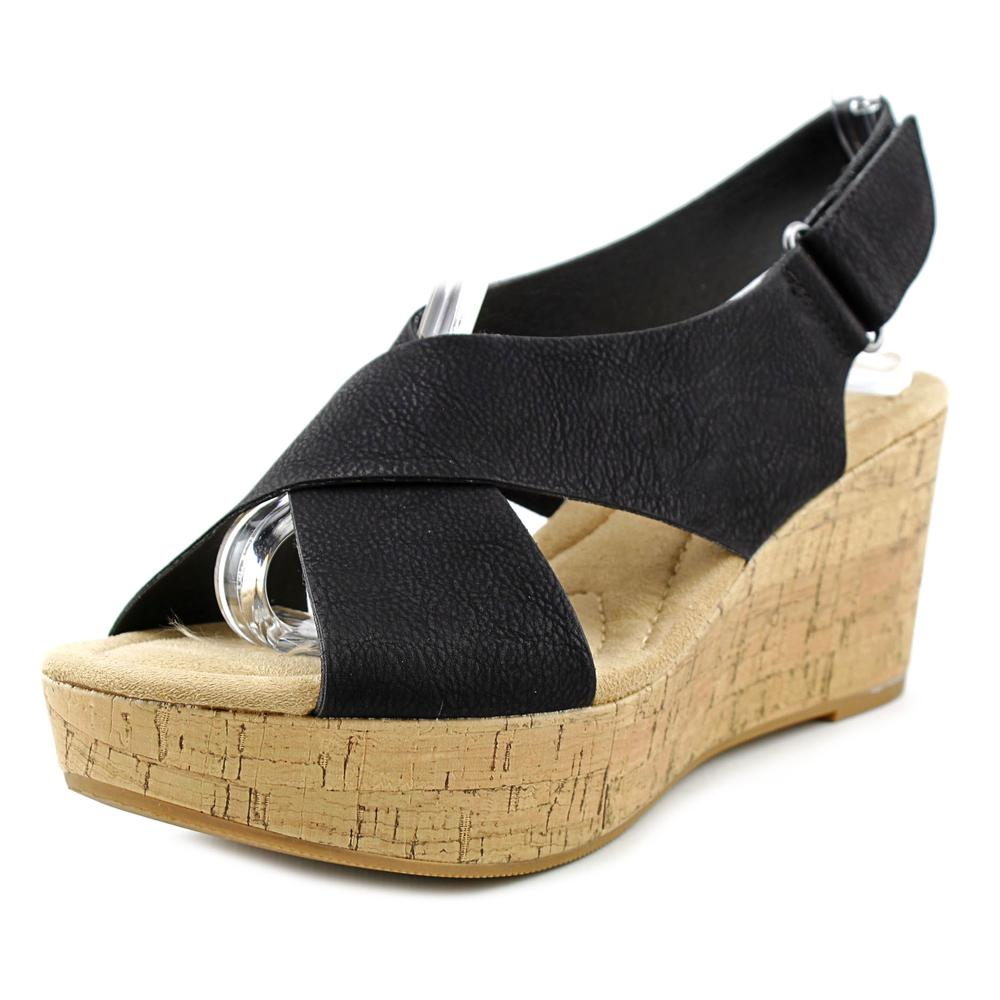 d79106fa8 CL By Laundry - CL By Laundry Dream Girl Women Open Toe Leather ...
