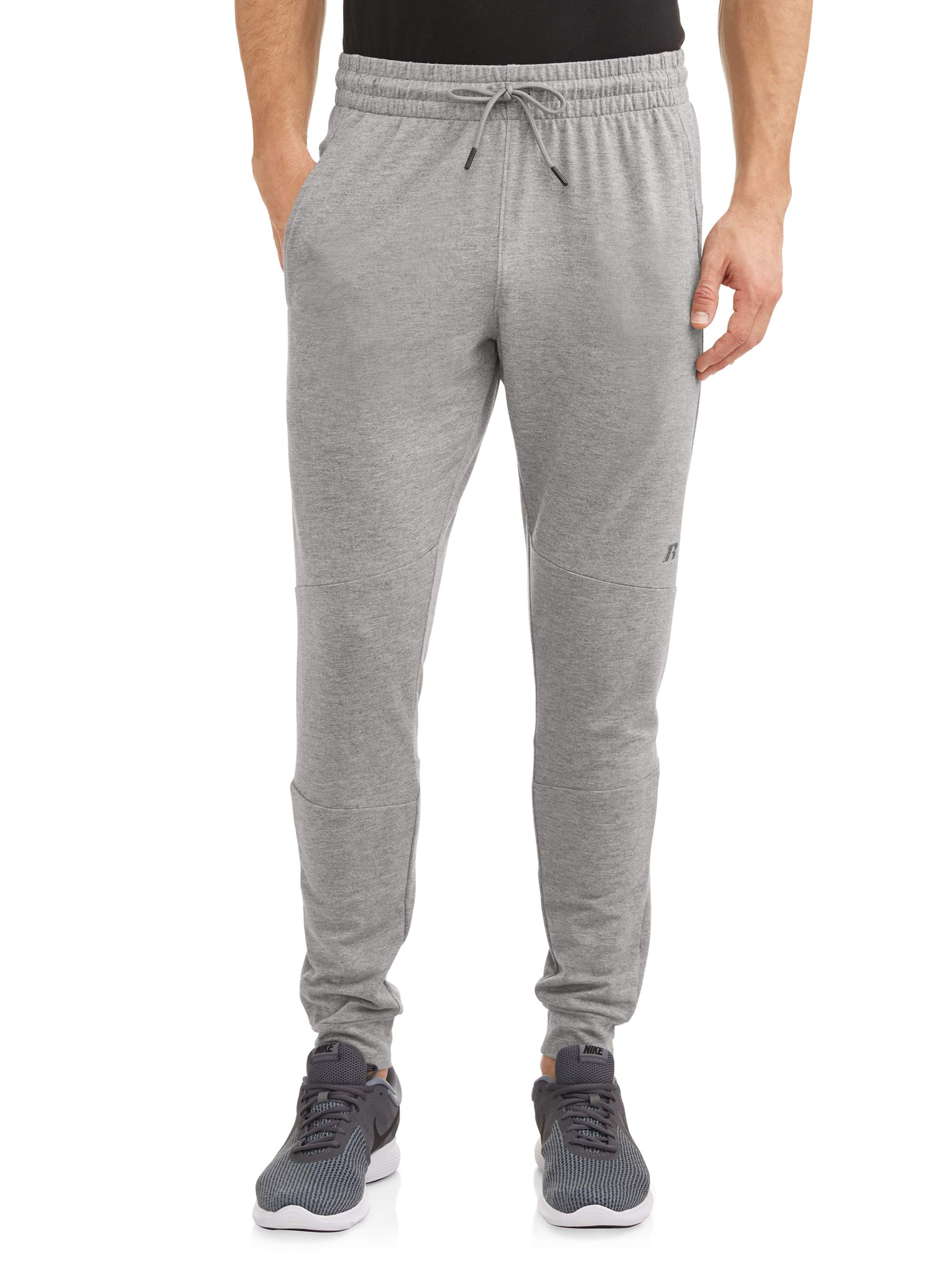 Exclusive Big Men's French Terry Jogger