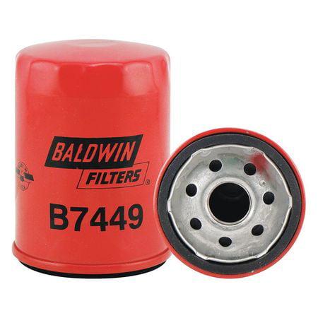baldwin filters b7449 spin-on oil filter, (Baldwin Battery)