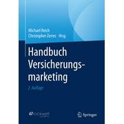 Handbuch Versicherungsmarketing - eBook