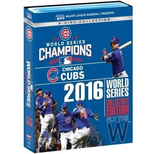 2016 World Series: Complete Collector's Edition (Blu-ray) (Widescreen)