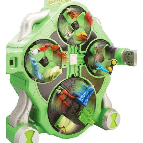Ben 10 Ultimate Alien Alien Creation Laboratory Playset