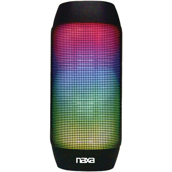 Naxa BTSpeaker with LED Lighting Effects