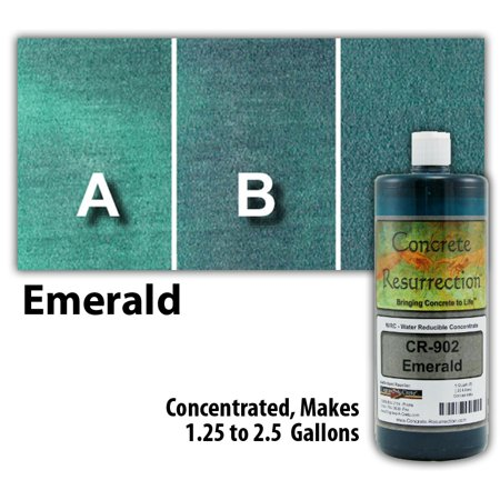 Concrete Resurrection Eco and Environmentally Friendly Concrete Stain