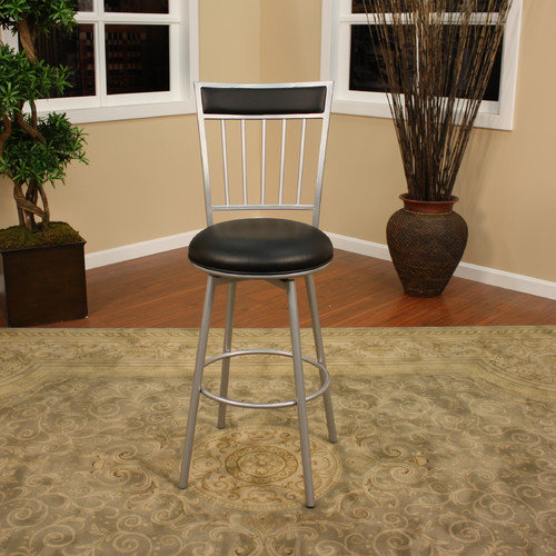 AHB Alliance Swivel Bar Stool