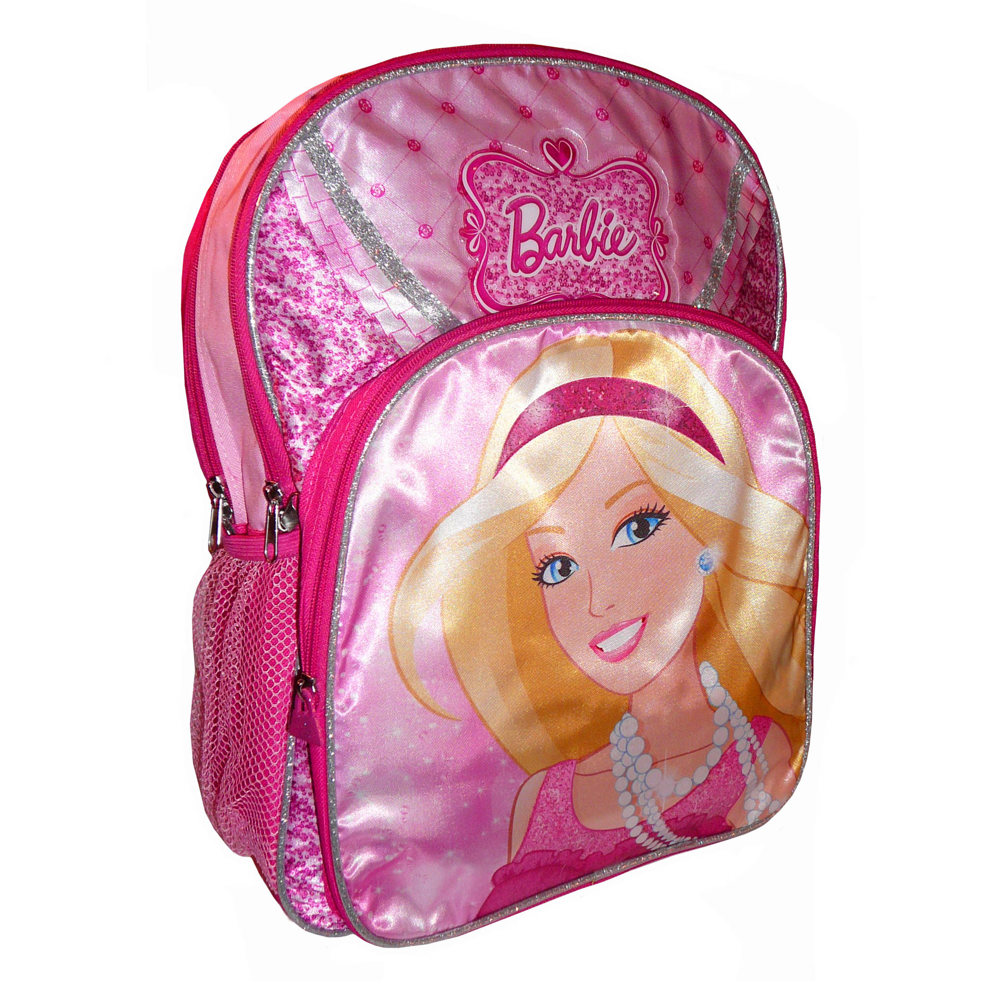 Accessory Innovations - Barbie 16 Inch Backpack
