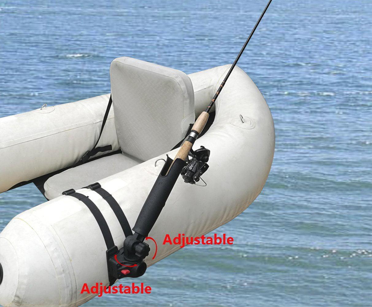 BroCraft Float Tube OR Pontoon Boat Rocket Launcher Rod Holder by