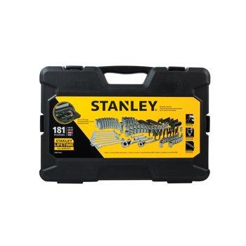 STANLEY STMT75931 181-Pc. Mechanic&#39s Tool set w/Storage