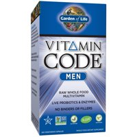 Garden of Life Vitamin Code Men's Multi 240 Capsules