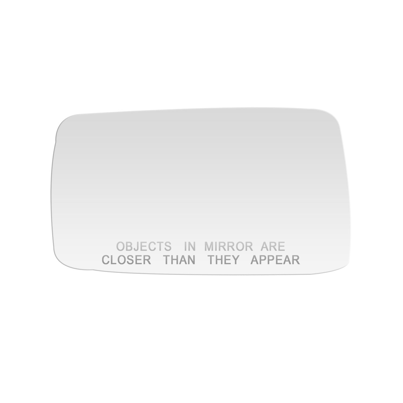 Passenger Side Power Non-Heated Replacement Mirror MI-2251