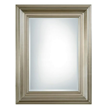 Uttermost Mario Mirror in Silver