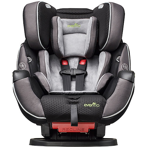 Evenflo Symphony Elite All In 1 Convertible Car Seat Paramount