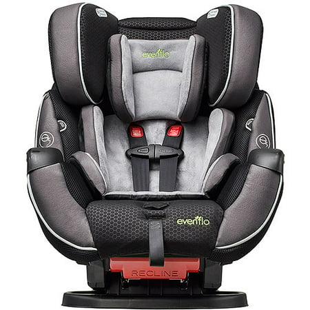 evenflo symphony elite all in 1 convertible car seat paramount. Black Bedroom Furniture Sets. Home Design Ideas