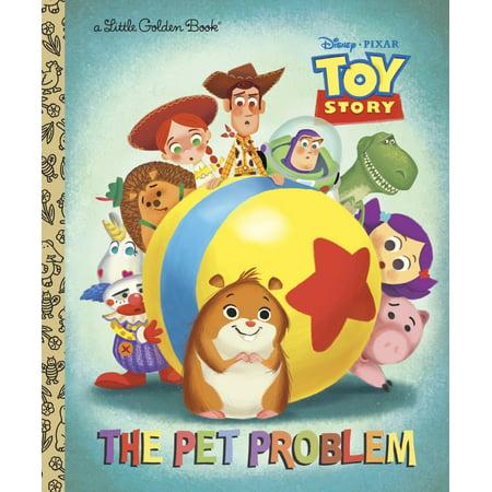 The Pet Problem (Disney/Pixar Toy Story) - Toy Story Font