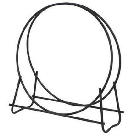 40'' Tubular Steel Wood Hoop