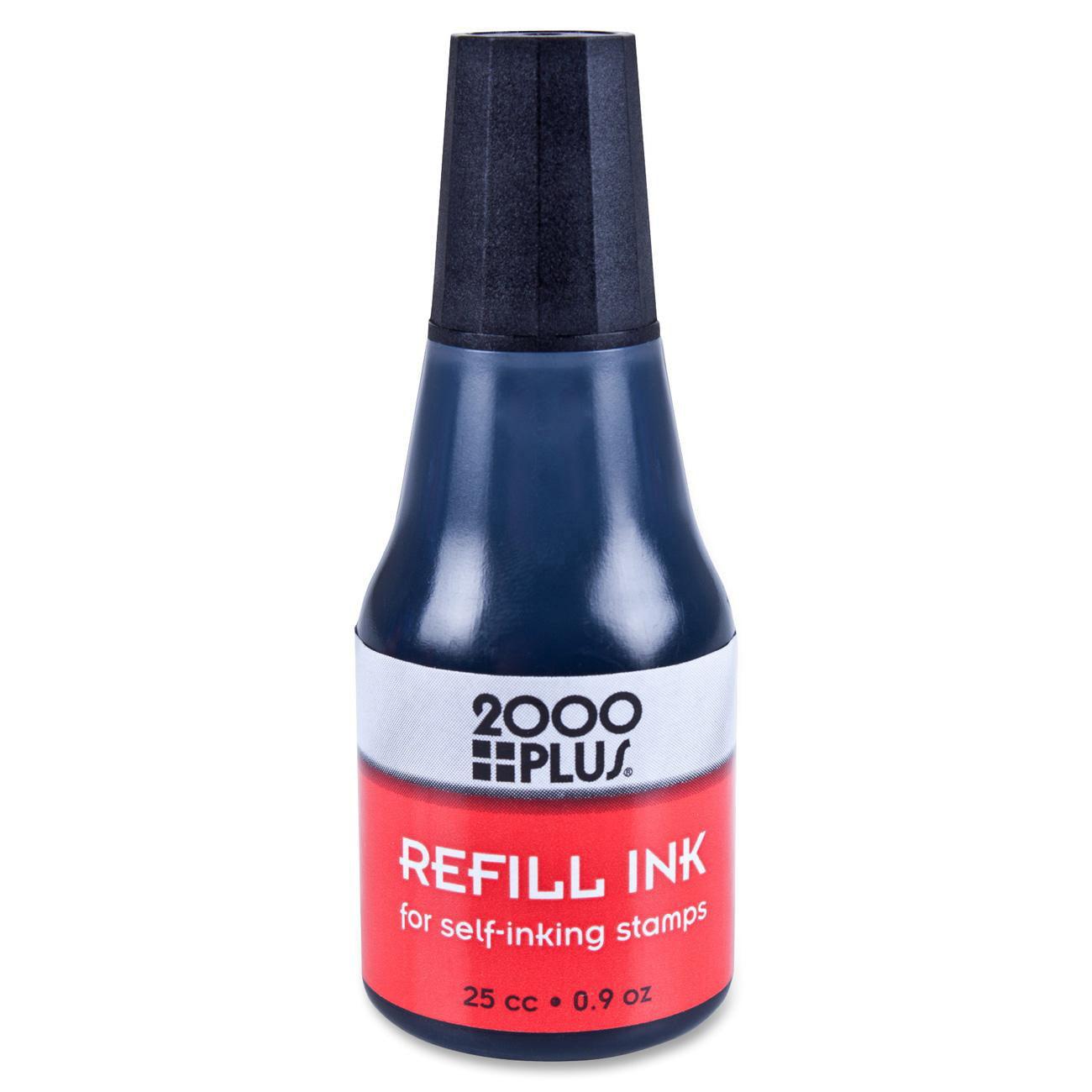 Self-inking Stamp Refill Liquid Ink