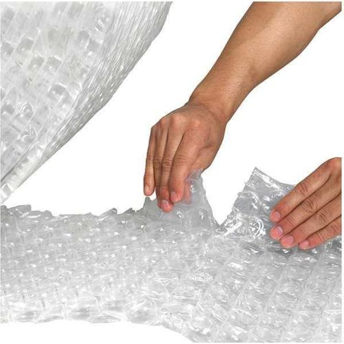 "GRAINGER APPROVED Perforated Bubble Roll 48"" x 300 ft., 3/16"" Thickness, Clear, 36DY69"